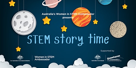 STEM Story Time at Casuarina Library tickets