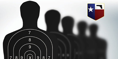 Texas LTC Online Shooting Proficiency and Safety Completion Program tickets