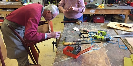 Furniture Repair Café with the Bower tickets