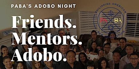 PABA's Virtual Adobo Night tickets