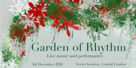 Garden of Rhythm (live music performance) tickets