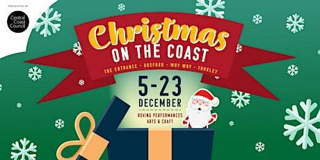 Christmas Art Play Workshop - Toukley tickets