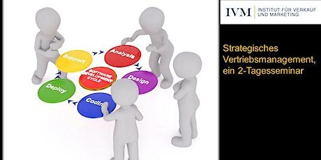Strategisches Vertriebsmanagement, Seminar, Verkaufsschulung für Profis Tickets