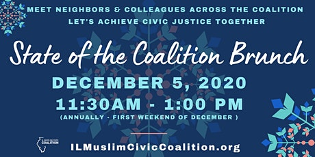 State of the Coalition Brunch 2020 tickets