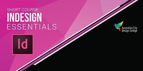 Adobe InDesign Essentials Course tickets