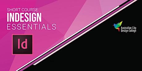 Adobe InDesign Essentials Course tickets