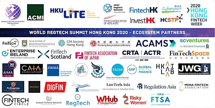 World Regtech Summit 2020 (Premium, On-Demand Tickets) image