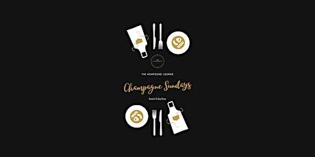 Champagne Sundays tickets