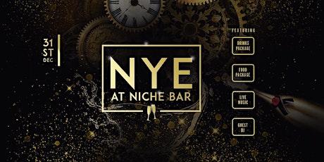 Niche NYE tickets