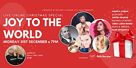 2020 Joy To The World a Christmas Special tickets