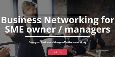Dublin Business Network (DBN) - Weekly morning virtual meetup tickets