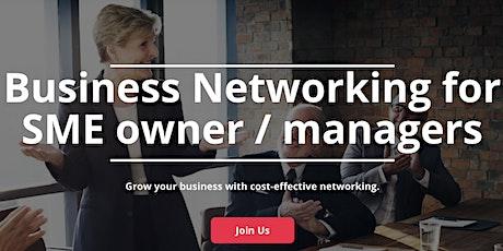 Dublin Business Network (DBN) - Weekly morning virtual meetup Tickets