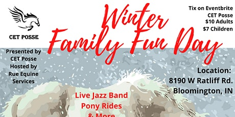 Winter Family Fun Day | CET Posse tickets