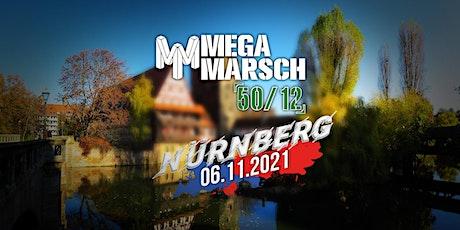 Megamarsch 50/12 Nürnberg 2021 Tickets