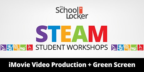 iMovie Video Production & Green Screen Workshop tickets