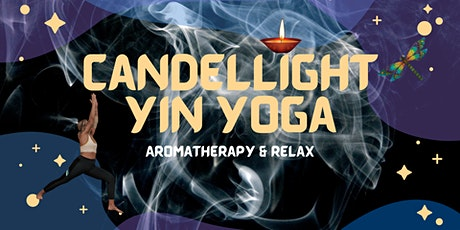 Candlelight Yin Yoga with Aromatherapy tickets