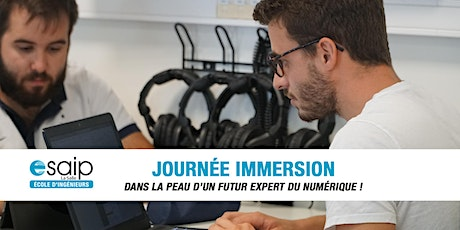Journée Immersion Bachelor 10 Mars  ANGERS billets