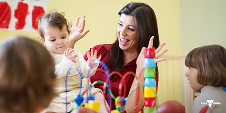 Online Info Session   Diploma of Early Childhood Education and Care tickets