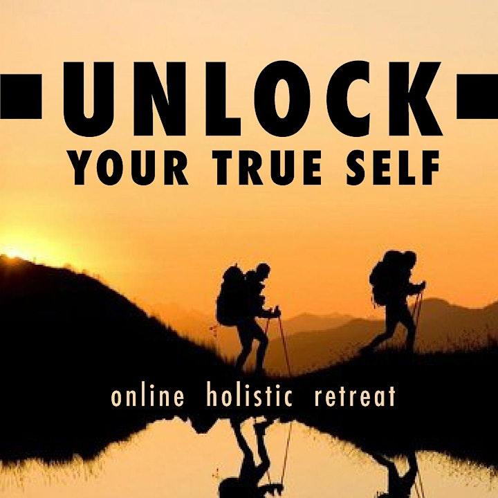 Unlock Your True Self: Online Holistic Retreat image