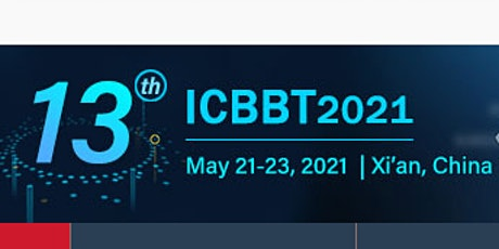 13th Intl. Conf. on Bioinformatics and Biomedical Technology (ICBBT 2021)