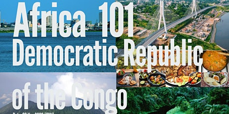 Africa 101 | Democratic Republic of the Congo tickets