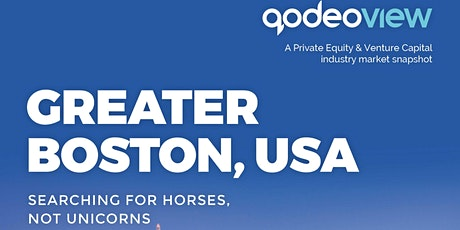 Searching for Horses not Unicorns - BU & Qodeo Boston VC & PE webinar tickets