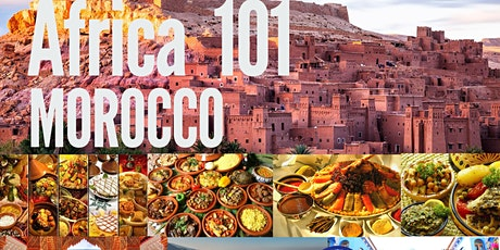 Africa 101 | Morocco tickets