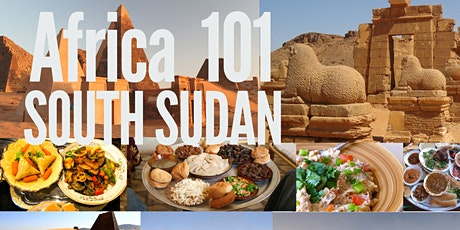 Africa 101 | South Sudan tickets