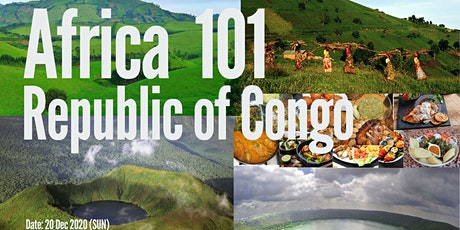 Africa 101 | Republic of Congo tickets