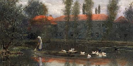 William Morris and William De Morgan at Merton Abbey tickets