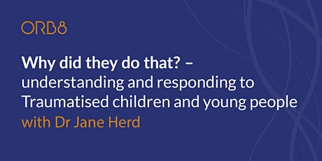Understanding and responding to traumatised children and young people tickets