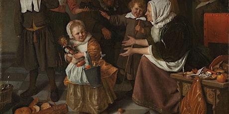 Online lezing: Sint Nicolaas tickets
