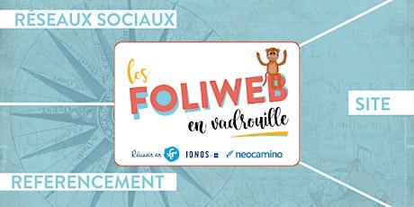 [WEB]Bordeaux: Matinée création de site web, réseaux sociaux, référencement billets