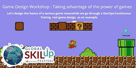 Game Design Workshop: how to design games to accelerate your DevOps path tickets