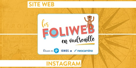 [WEB] Grenoble/Voiron : Matinée création de site web et Instagram billets