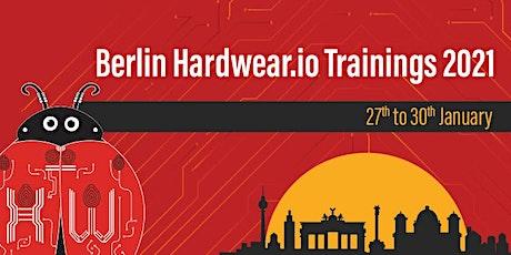 hardwear.io Online Security Training - Berlin 2021 tickets