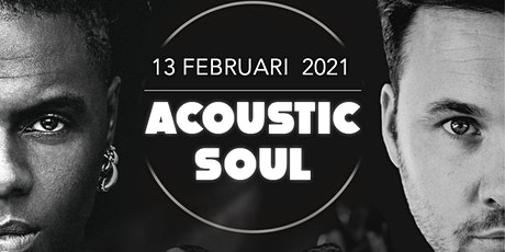 Acoustic Soul at TOBACCO with David Goncalves  & Bo Saris (1e voorstelling) tickets