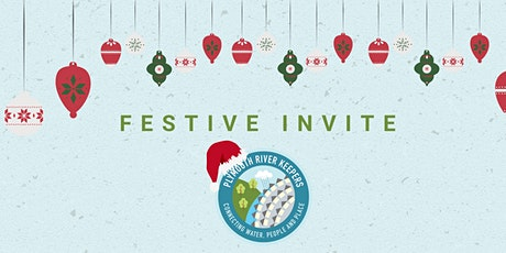 Festive Invite from Plymouth River Keepers tickets