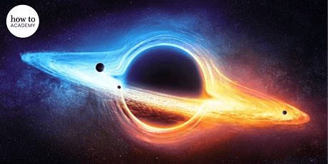 How to Survive Falling Into a Black Hole | Janna Levin tickets