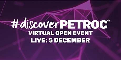 Virtual Open Event (North Devon Campus) tickets