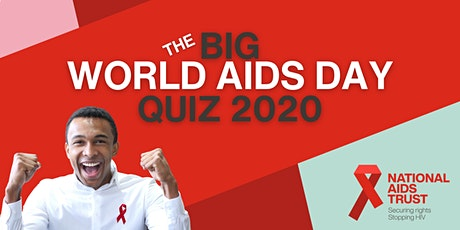 The Big World AIDS Day Quiz 2020 tickets