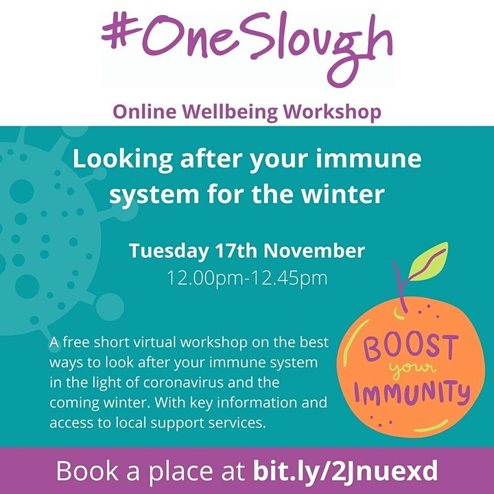 Looking after your Immune System for the Winter image