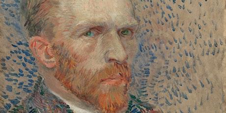 Online lezing: De brieven van Van Gogh tickets