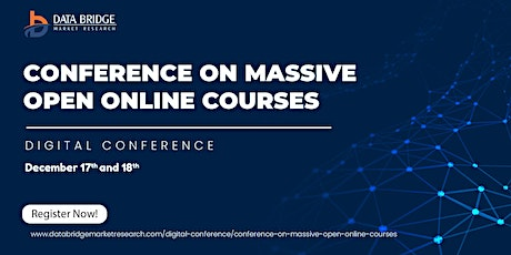 CONFERENCE ON MASSIVE OPEN ONLINE COURSES tickets