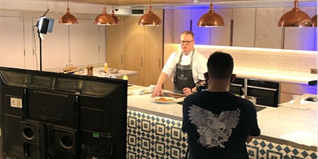 Behind the Scenes at The Cookery School, York (Virtual Event) tickets