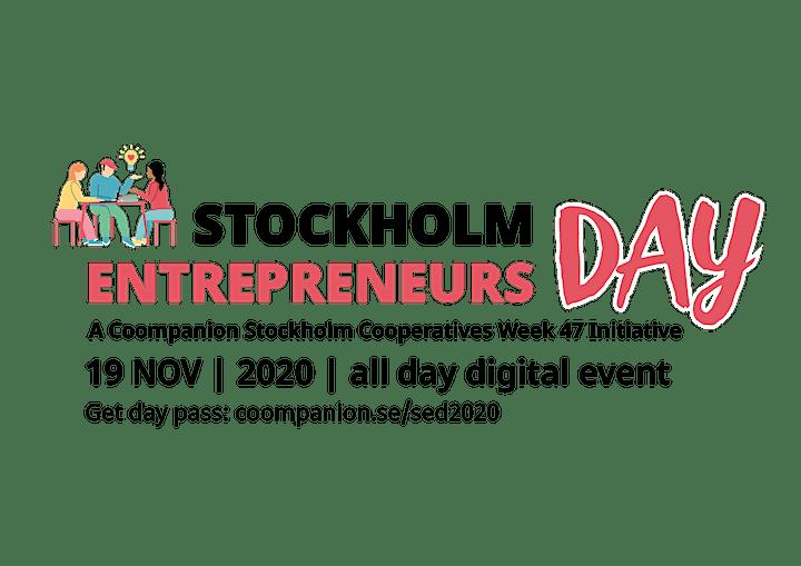Stockholm Entrepreneurs Day 2020 image