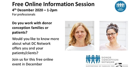 DCN Info Session - December tickets