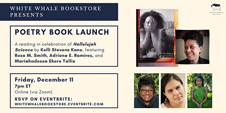 Launch: Hallelujah Science by Kelli Stevens Kane w/ Smith, Ramírez, Tallie tickets