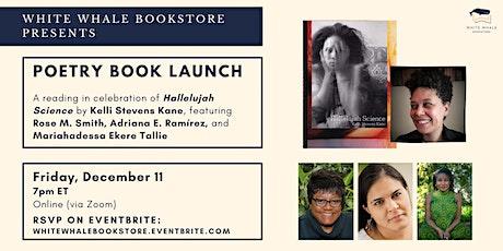 Launch: Hallelujah Science by Kelli Stevens Kane w/ Smith, Ramírez, Tallie tickets