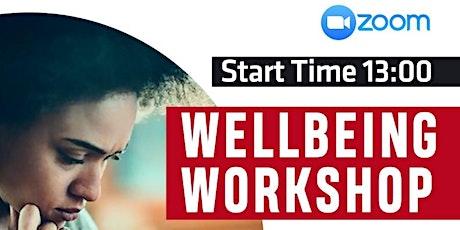 Wellbeing Workshop tickets